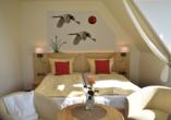 Alago Hotel am See in Cambs im Schweriner Seenland, Zimmerbeispiel