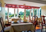 Alago Hotel am See in Cambs im Schweriner Seenland, Restaurant