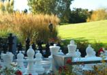 Alago Hotel am See, Schachspiel