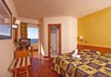 Frühling auf Mallorca, Beispiel Doppelzimmer im Hotel Blue Bay