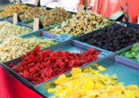 Frühling auf Mallorca, Markt Sineu