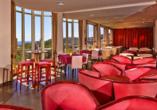Frühling auf Mallorca, Loungebar Hotel Blue Bay