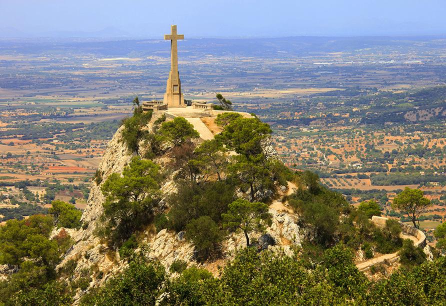 Frühling auf Mallorca, San Salvador