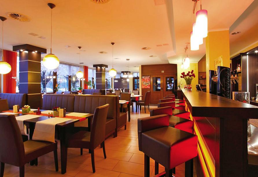 Hotel Willmersdorfer Hof Cottbus Spreewald Restaurant
