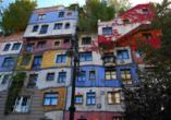 HB1 Design & Budget Hotel Wien-Schönbrunn, Hundertwasserhaus in Wien
