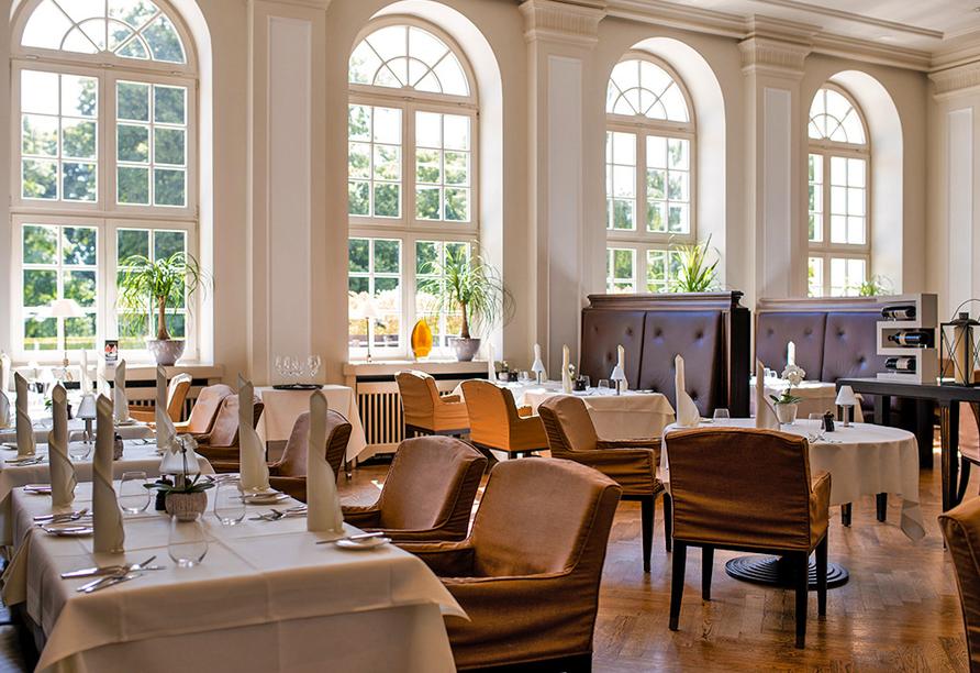 Parkhotel Quellenhof Aachen, Restaurant