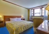 Hotel Gasthaus Zum Schwan in Oschatz, Beispiel Doppelzimmer Komfort