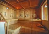 Hotel Koflerhof in Rasen, Sauna