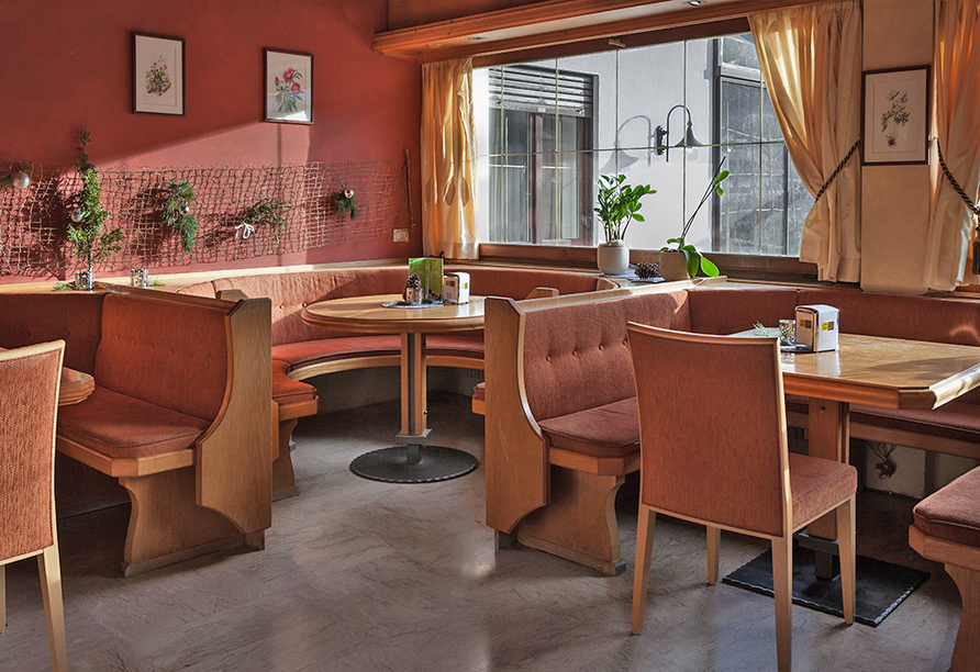 Hotel Koflerhof in Rasen, Restaurant