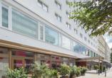 SORAT Hotel Ambassador in Berlin, Außenansicht