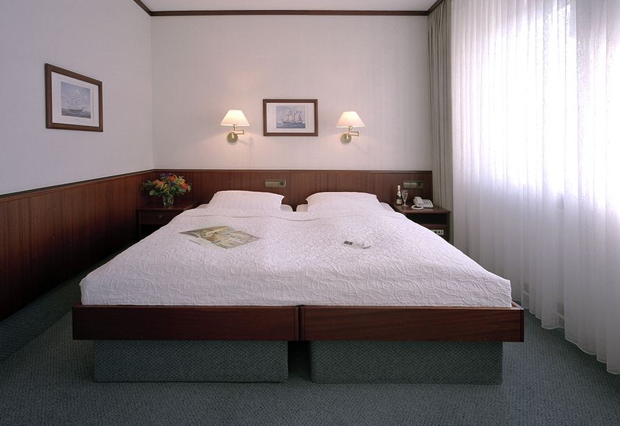 SORAT Hotel Ambassador in Berlin, Zimmerbeispiel