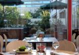 SORAT Hotel Ambassador in Berlin, Terrasse