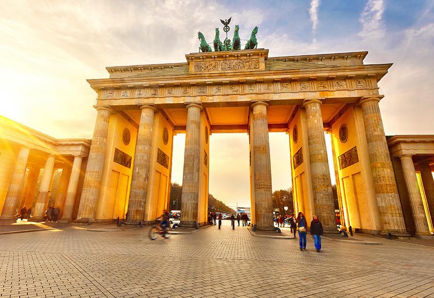SORAT Hotel Ambassador in Berlin, Brandenburger Tor