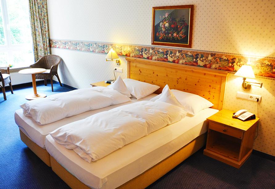 Hotel Saller See in Freren im Emsland Zimmerbeispiel