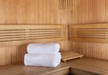 Hotel Saller See in Freren im Emsland Sauna