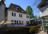 PRIMA Hotel Schloss Rockenhausen, Terrasse