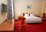 Aktiv & Vital Hotel Thüringen in Schmalkalden im Thüringer Wald Zimmer