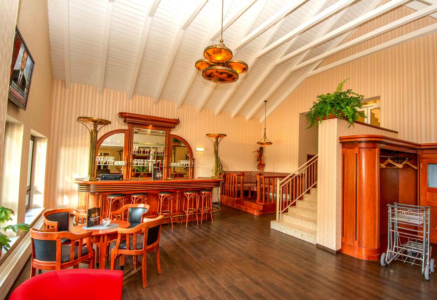 Aktiv & Vital Hotel Thüringen in Schmalkalden im Thüringer Wald Bar