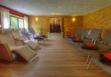 Aktiv & Vital Hotel Thüringen in Schmalkalden im Thüringer Wald Ruheraum