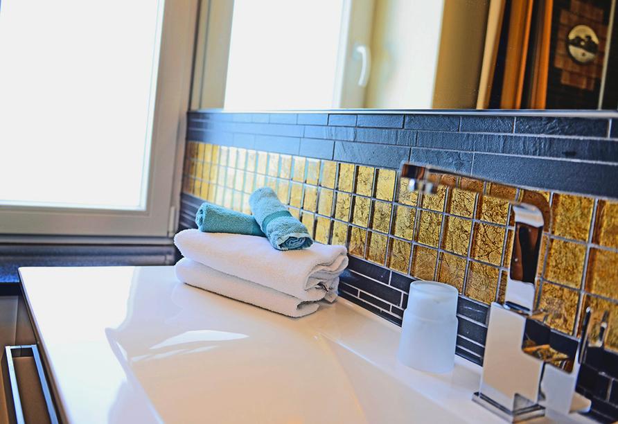meergut HOTELS, Badezimmer