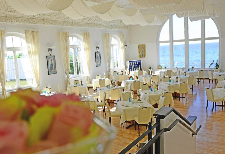 meergut HOTELS, Frühstückssaal