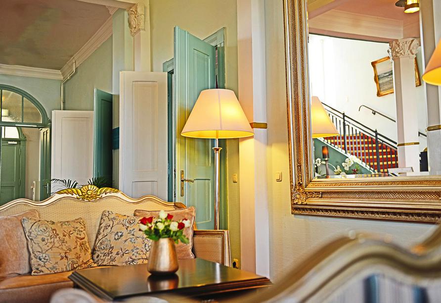 meergut HOTELS, Lobby
