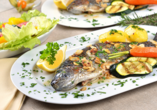 meergut HOTELS, Fischgericht
