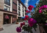 Hotel Emocja Uniescie Polnische Ostsee Außenansicht