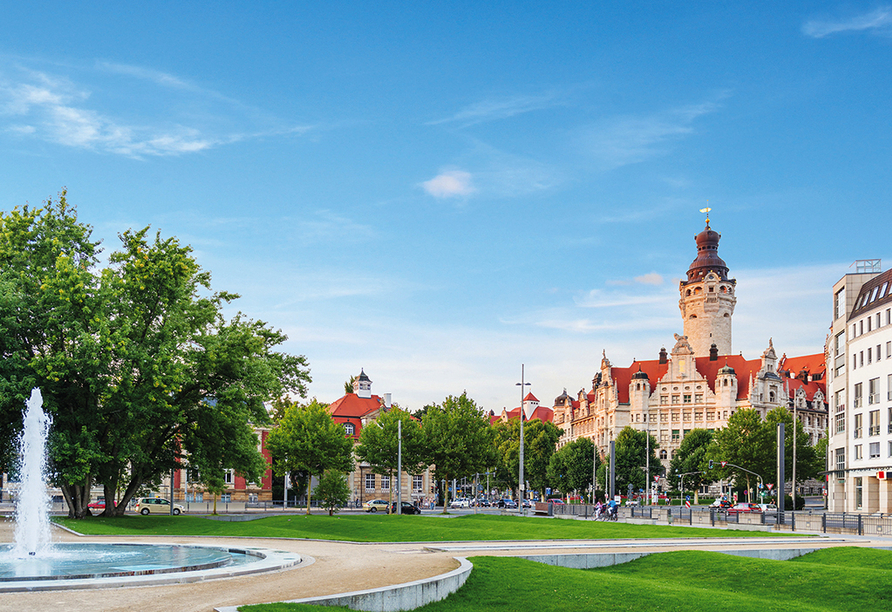 Atrium Hotel Amadeus, Osterfeld, Sachsen-Anhalt, Leipzig