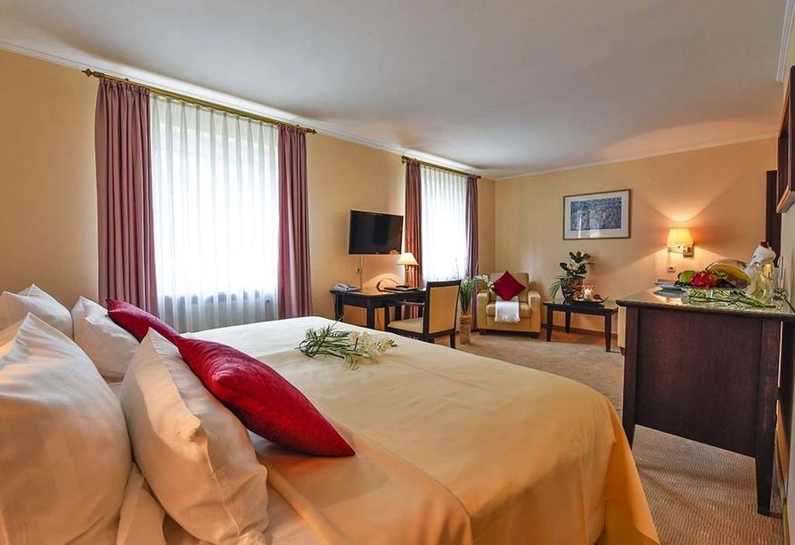 Atrium Hotel Amadeus, Osterfeld, Sachsen-Anhalt, Zimmer