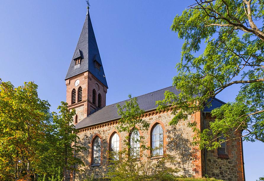 Hotelferienanlage Friedrichsbrunn, Bonhoeffer Kirche
