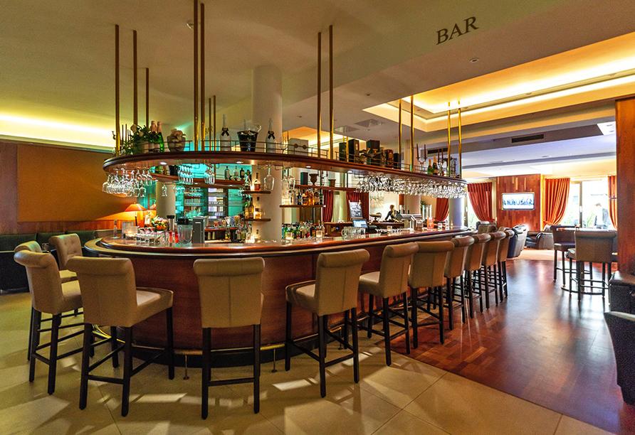 Hotel Hanseatischer Hof, Bar
