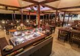 Die exotische Atmosphäre im Restaurant Butubulan wird Sie verzaubern.