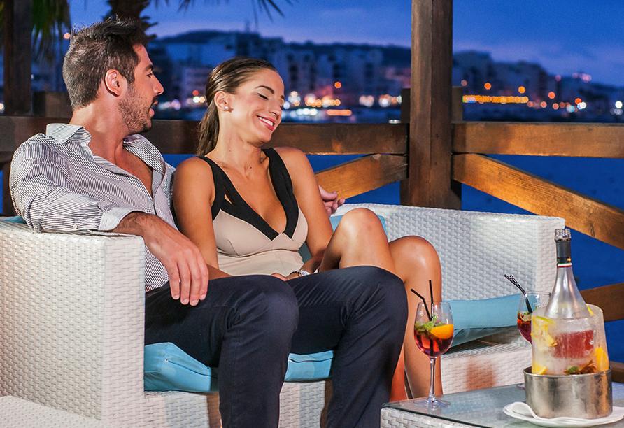 In der Bar des Hotels können Sie den Abend entspannt ausklingen lassen.