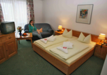 Hotel Am Pfahl Viechtach Bayerischer Wald, Zimmerbeispiel