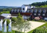 Trans World Hotel Kranichhöhe in Much, Aussenansicht