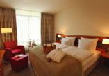 Trans World Hotel Kranichhöhe in Much, Zimmerbeispiel