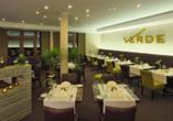 Trans World Hotel Kranichhöhe in Much, Restaurant