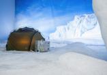 Nordsee Hotel Bremerhaven-Fischereihafen, Klimahaus Antarktis
