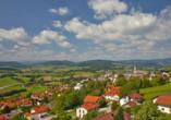 Hotel Gottinger in Waldkirchen, Bayerischer Wald, Stadt Waldkirchen