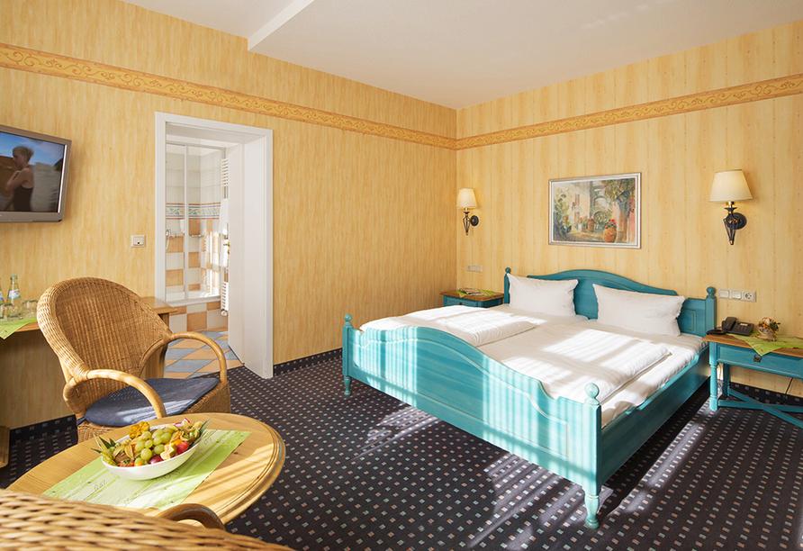Hotel Brauhaus Zum Löwen, Zimmerbeispiel Komfort