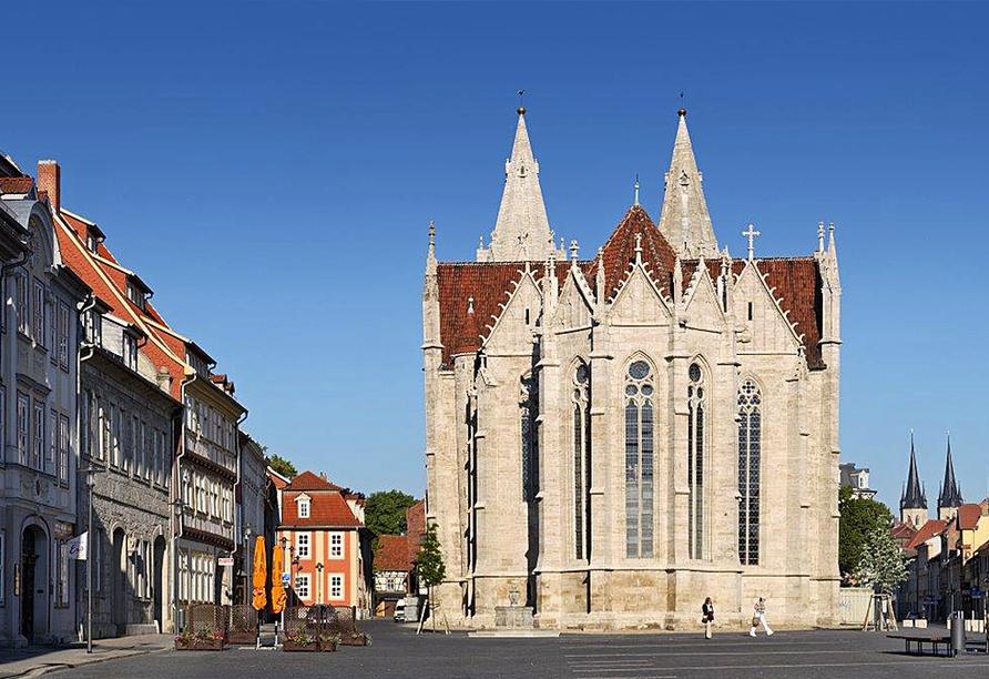 Hotel Brauhaus Zum Löwen, Divi-Blasii-Kirche