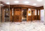 Hotel Goldene Rose in Welsberg, Wellnessbereich