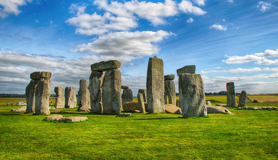 Autorundreise Südengland, Stonehenge