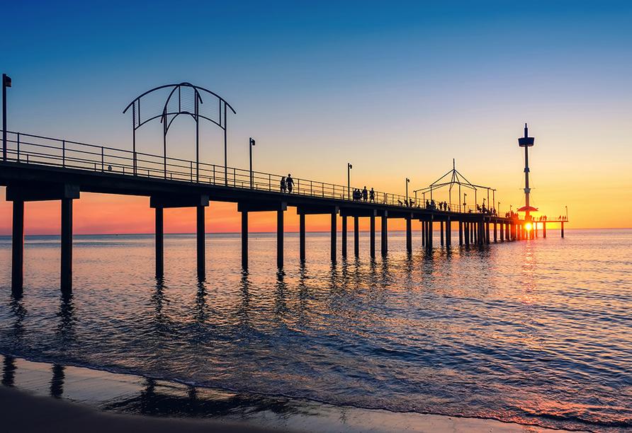 Autorundreise Südengland, Brighton