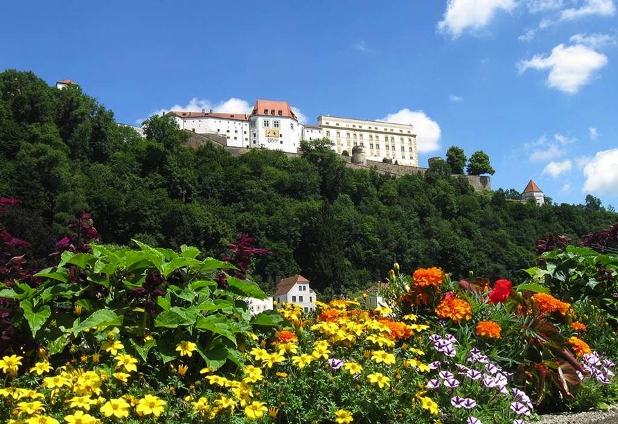 MS Carissima, Passau