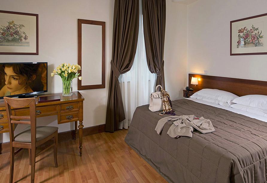 Hotel Villa Grazioli in Rom, Zimmerbeispiel