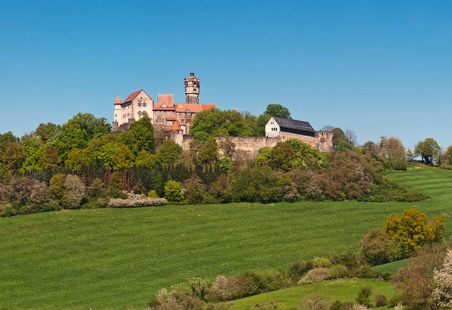 Parkhotel Schotten in Vogelsberg Hessen, Ronneburg in Büdingen