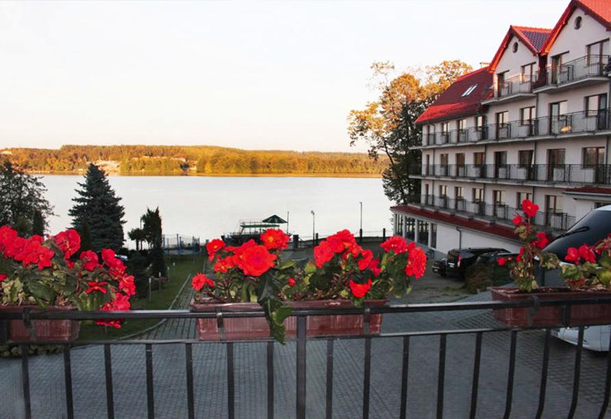 Polen Rundreise, Beispielhotel