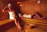 Hotel Meierhof Davos, Schweiz, Sauna